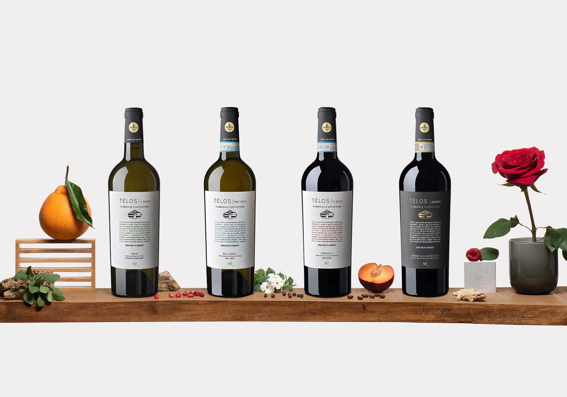 Ein veganer Wein ohne zugesetzte Sulfite