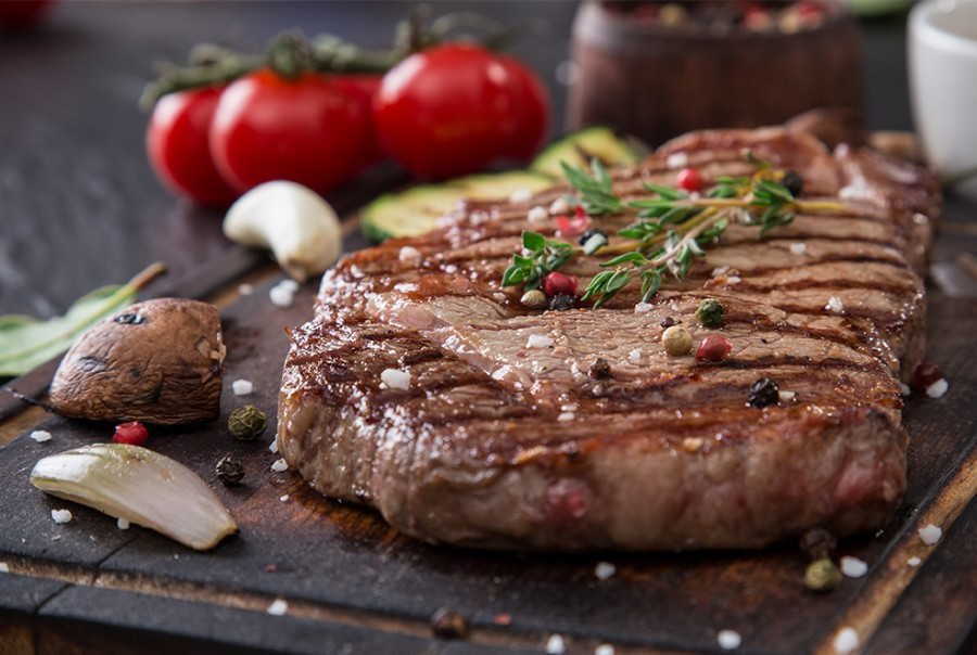 Pasta dishes with intricate sauces<br>Grilled red meat<br>Braised roasts, lamb and game